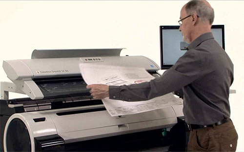 Large Format Plan Scanning Service | Digitise A0 from 1.49£