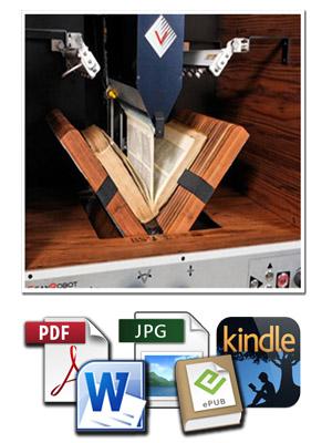 Escaneado de libros