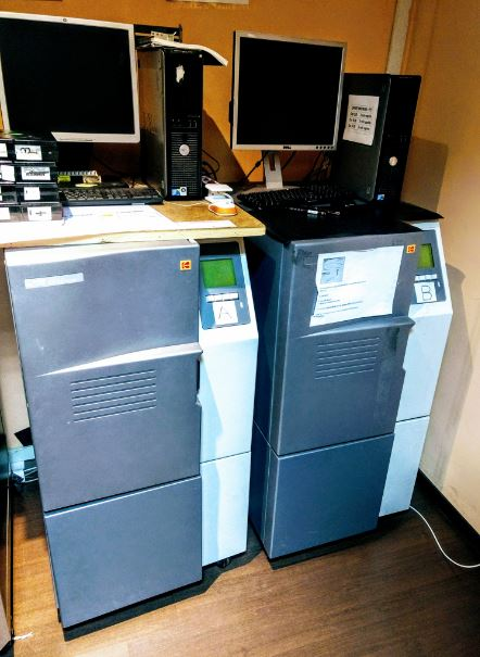 Microfilm Shop - microfilming equipment