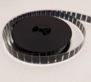 Microfilm vs microfiche - Image of a 16mm microfilm