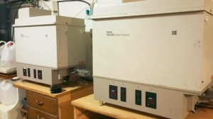 Microfilming Process - The machines we use to chemically process microfilm