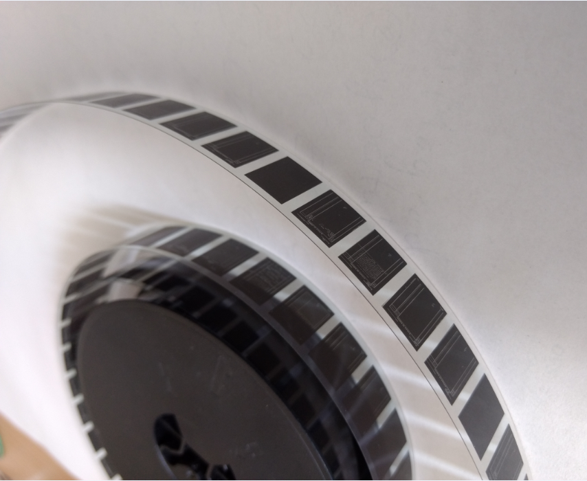Microfilming advantages and disadvantages - microfilm reel
