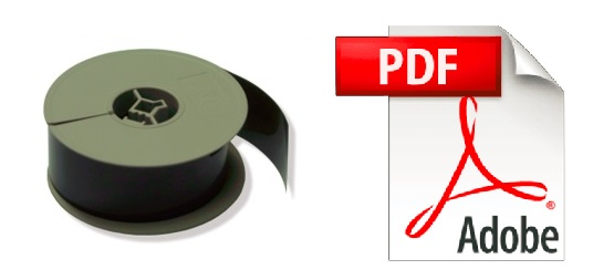 Convert microfilm to pdf - A 35mm Microfilm Roll to be converted to digital format