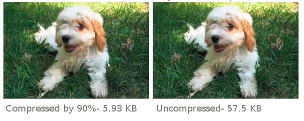 Convert microfilm to pdf - PDF file compression example