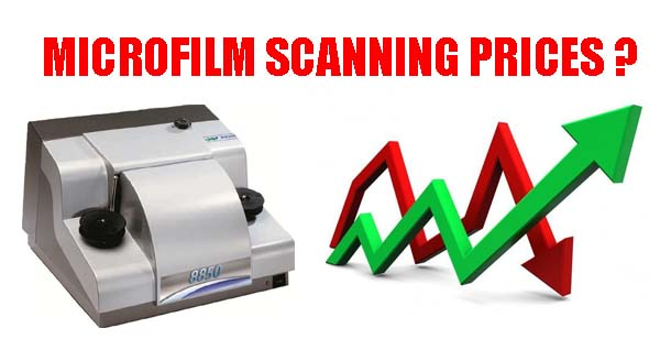 Microfilm scanning prices - Microfilm Scanner Equipment 16mm 35mm
