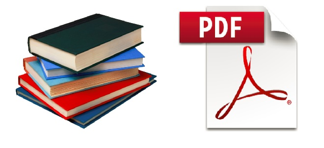 Scanning Books to Pdf Services - Picture of books converted to PDF